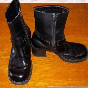 Harley Davidson Pavement Engineer Motorcycle Boots